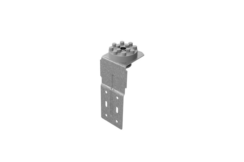 (1056 X 315) Ac001 Dcs Clip Concrete To Stud Wall Mount