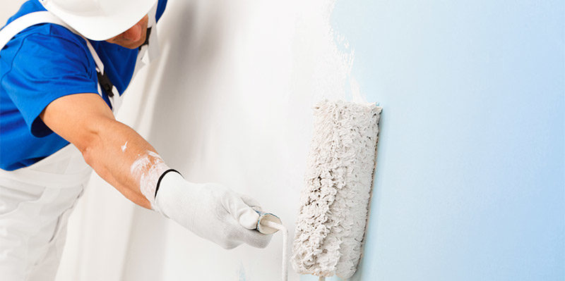 Painting Plasterboard – getting the job done