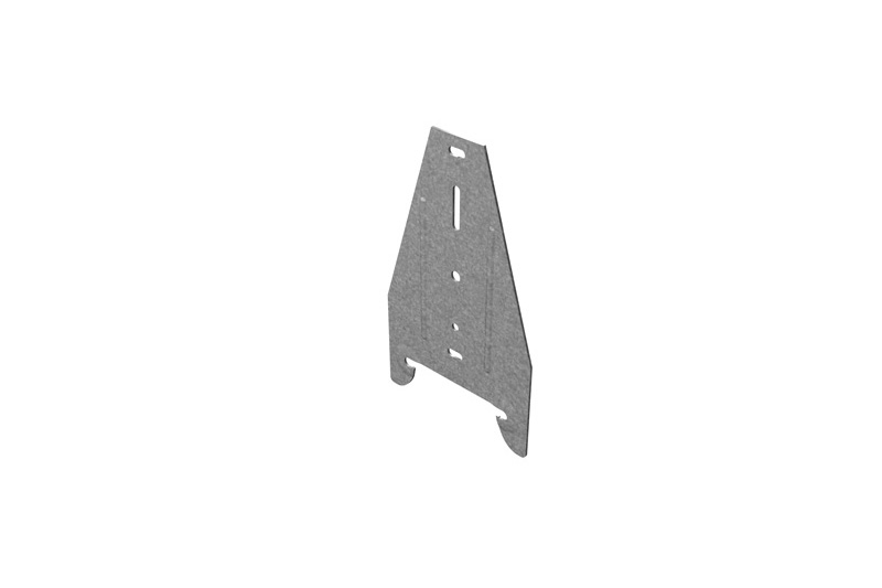 Furring Channel Clips Ac26 80 Clip Furring Channel Direct Fix 80mm Drop