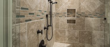 Best practice for waterproofing in showers