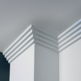 4 StepLook - plaster cornice profile design
