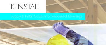 K-Install – Supply & Install Solution for Residential Dwellings
