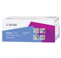 Siniat bindex fire and acoustic sealant